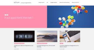 L'Agence Digitale NTMY me commande des articles et des éditos sur le digital pour leur blog